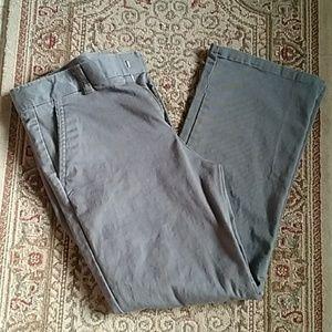 EUC Boys gray casual slacks size 12 husky